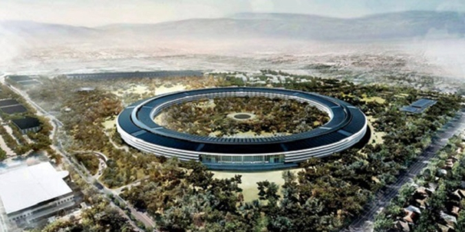 Sede Apple Norman Foster